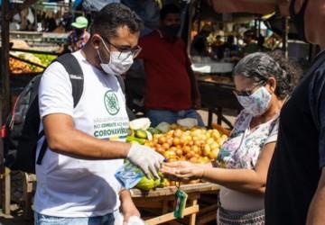 Prefeitura de São Lourenço da Mata intensifica ações de combate à pandemia