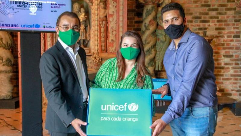 O Selo Unicef é dado ao município que tem assistência e segurança oferecida às crianças e aos adolescentes