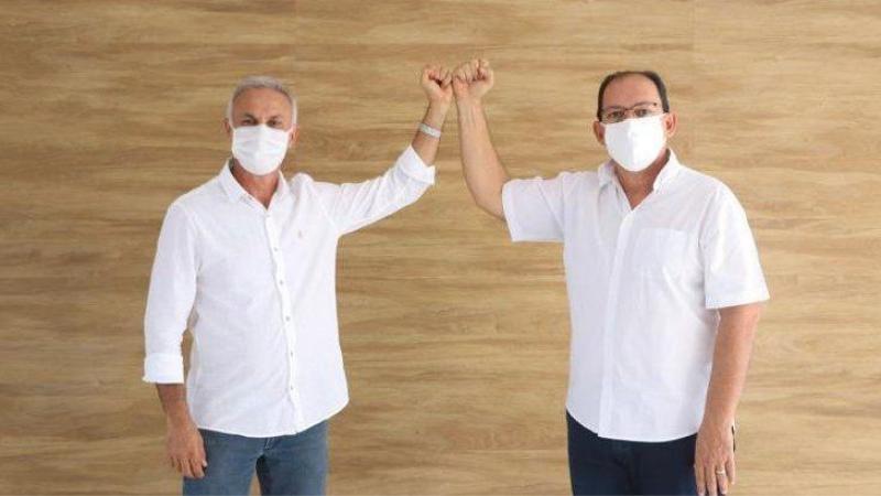 Com o PTB na vice, a candidatura da oposição ao atual prefeito ganha importante reforço para tentar chegar à prefeitura de Vitória de Santo Antão