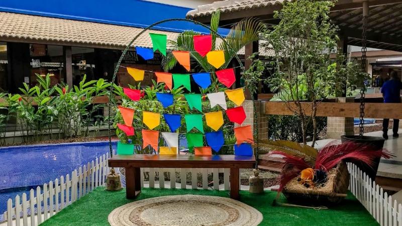 O mês de junho é marcado por duas importantes datas comemorativas. E para celebrar em dose dupla, o Shopping Costa Dourada vai dedicar o mês inteiro aos casais apaixonados e à maior manifestação da cultura Nordestina.