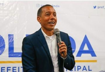 Olinda: Professor Lupércio testa positivo para a Covid-19