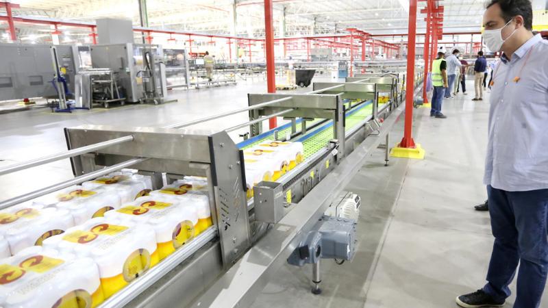 Ambev investe R$ 255 milhões em Pernambuco para aumentar a capacidade de produção e de envase de cervejas puro malte para o Norte e Nordeste