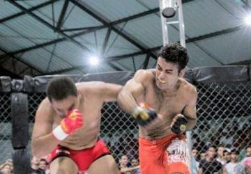 Atleta pernambucano representa o estado em evento de MMA