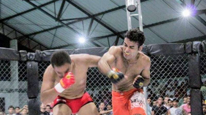 Nesta sexta-feira (4), Eliel Ferro sobe ao cage do NFC, no Rio Grande do Norte