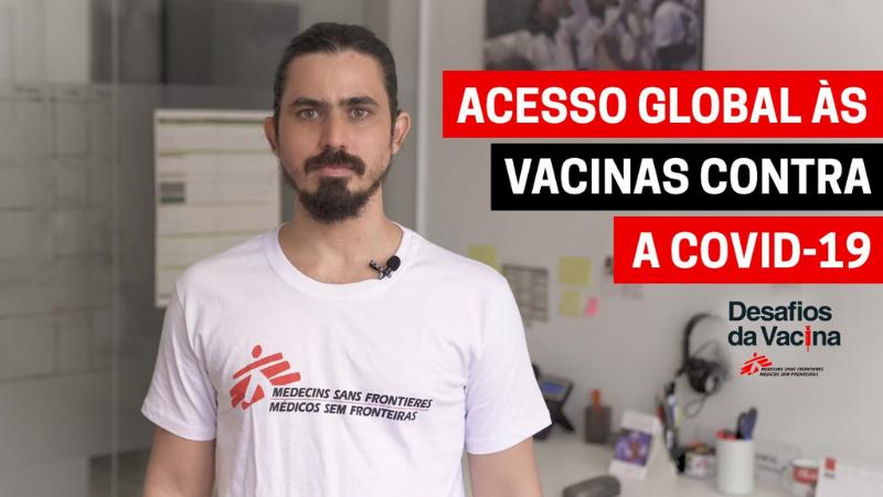 Decisão histórica é passo importante para acesso mais equitativo a imunizantes
