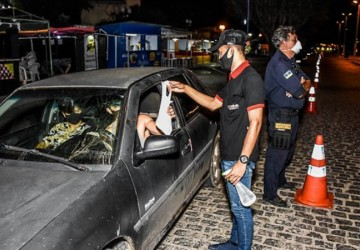 Guarda Municipal e Vigilância Sanitária de Gravatá inspecionam cumprimento de Decretos durante fim de semana