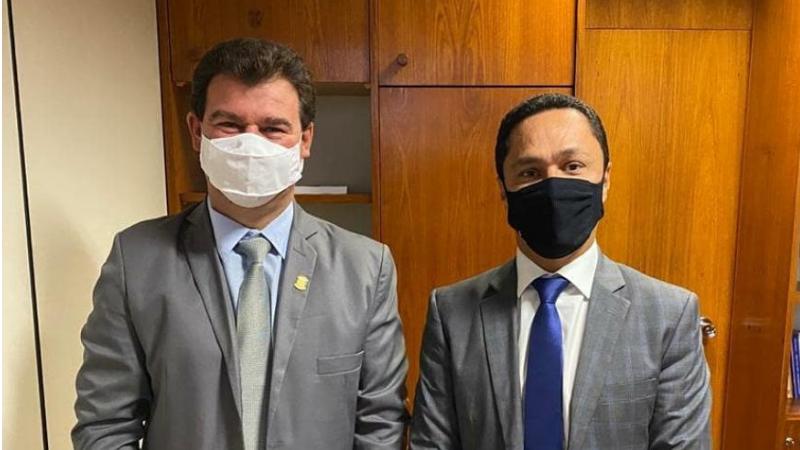 Em sua primeira viagem de trabalho à Brasília, na qualidade de Prefeito de Sairé, Gildo Dias (PL) trouxe na bagagem boas perspectivas para a Terra da Laranja
