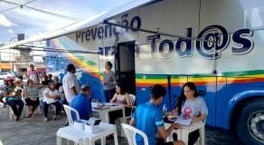 Projeto oferece testes de infecções sexualmente transmissíveis em Caruaru