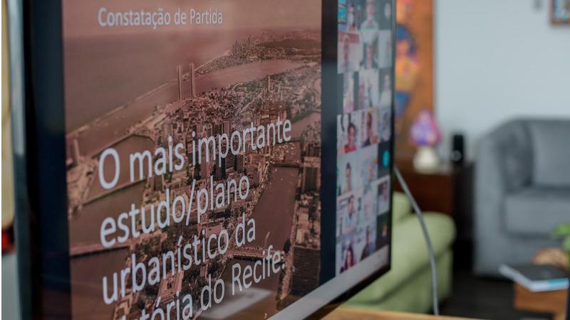 Reunião coordenada pela vice-prefeita Isabella de Roldão buscou estimular possíveis parcerias que contribuam com o desenvolvimento urbano sustentável do Recife