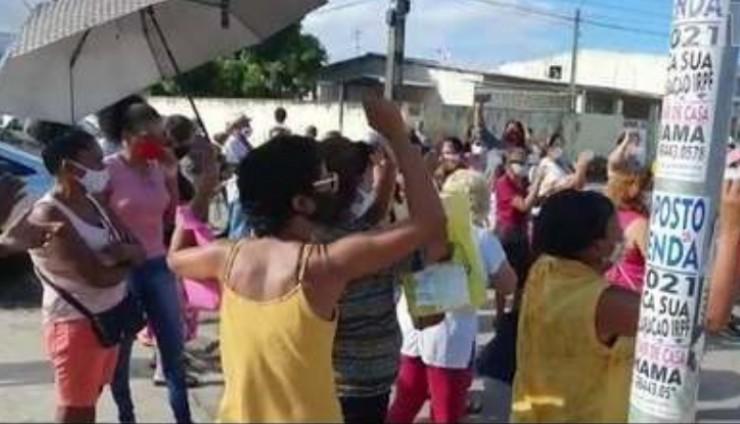 Vacinação: falta gestão e sobram reclamações em Paulista
