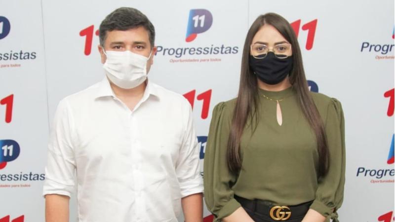 O anúncio foi feito pelo presidente estadual do PP e deputado federal Eduardo da Fonte, que vem dia a dia fortalecendo a legenda para as eleições de 2022.