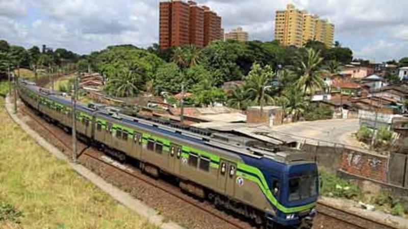 Hoje (15) não funcionou; confira o comuicado da Companhia Brasileira de Trens Urbanos (CBTU) Recife