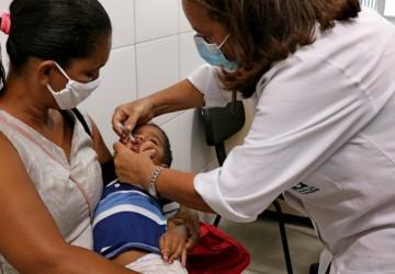 Recife prorroga Campanha de Vacinação Contra Poliomielite até dezembro