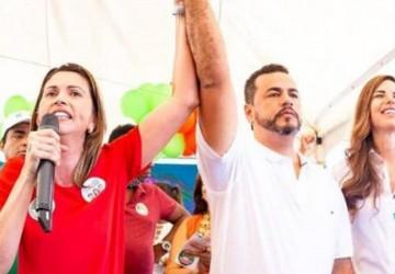 Com a presença de Katiana Gadelha, Éden Pedro abre comitê em Abreu e Lima