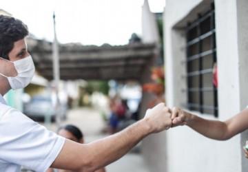 João Campos entrega mais de 2 km de novas avenidas com ciclovia na região do Rio Beberibe
