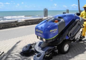 Prefeitura do Recife lança edital para novo contrato de limpeza urbana da cidade
