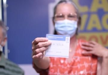 Cabo: vacinação da Covid-19 teve início nessa terça-feira (19)