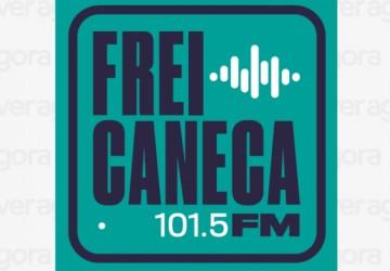 Frei Caneca FM celebra cinco anos de existência de cara nova