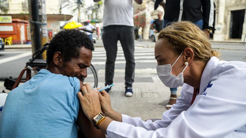 Vacina de dose única visa acelerar processo de imunização e oferece mais praticidade para estes munícipes