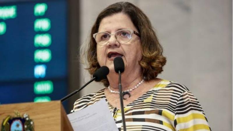 O PL 23.000/2021 prevê aquisição de notebooks para os professores e ajuda de custo de R$ 50 mensais para o serviço de internet.