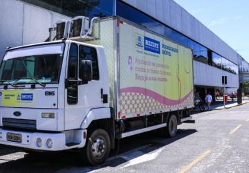 Confira calendário do mamógrafo móvel com 1.200 vagas em dezembro no Recife