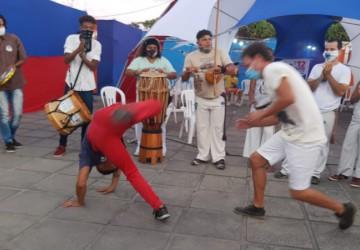 Comitê de Guto Santa Cruz em Olinda respira cultura aos domingos