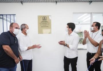 João Campos entrega primeira creche do seu governo