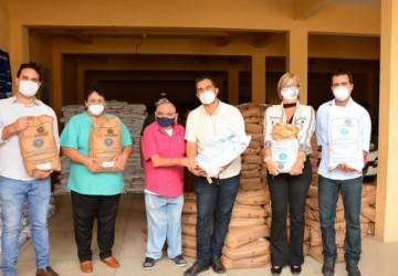 Surubim recebe sementes do Programa Campo Novo do Governo de Pernambuco