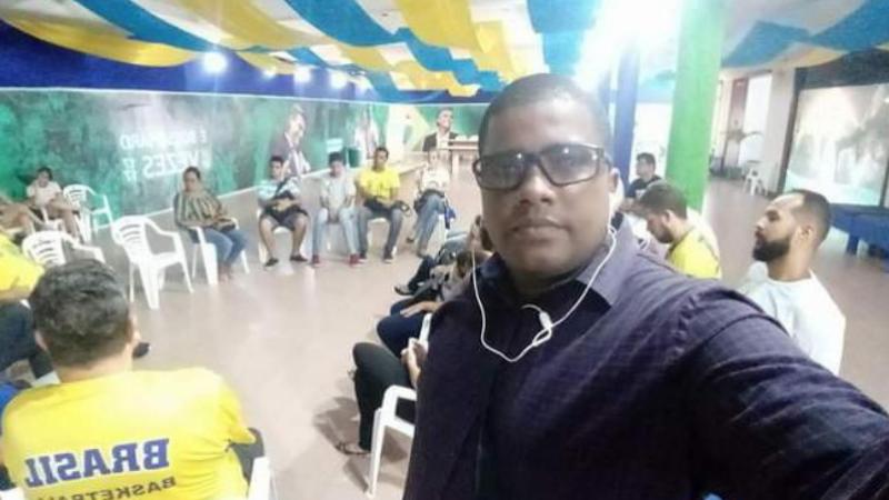 Músico, gestor de RH e presidente do movimento direitista na cidade, Cleyton Olinda será candidato a vereador na chapa do Avante