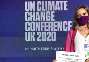 Recife recebe reconhecimento por esforços em zerar carbono