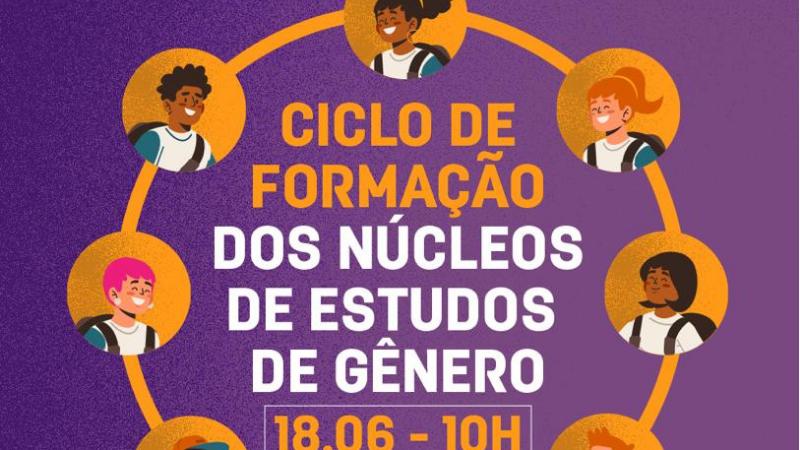 """Nesta sexta-feira (18), acontecerá o 1º Fórum, às 10h, com o tema """"Gênero – Patriarcado, Feminismo e Educação não Sexista"""""""