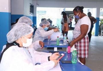 Itapissuma distribui Kit Merenda Escolar para mais de 4 mil alunos do Ensino Municipal nesta terça-feira (21)