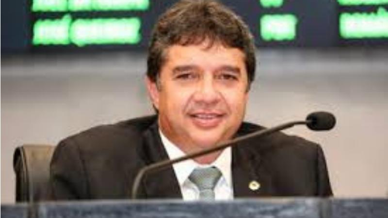 O deputado estadual foi um dos alvos da operação Mapa da Mina, que investiga esquema criminoso em licitações
