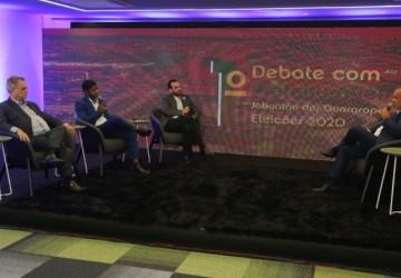 Prefeituráveis de Jaboatão dos Guararapes debatem propostas na Fecomércio-PE