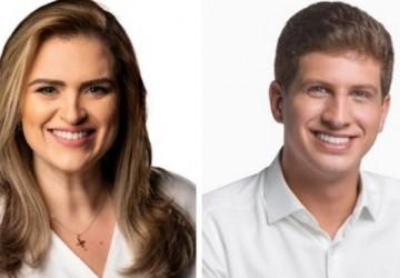 Datafolha/Rede Globo: Marília na frente com 52% e João Campos em empate técnico com 48%