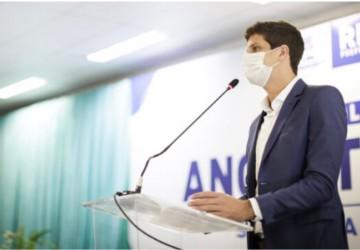 João Campos reafirma compromisso com vacina para trabalhadores da educação na abertura no ano letivo 2021