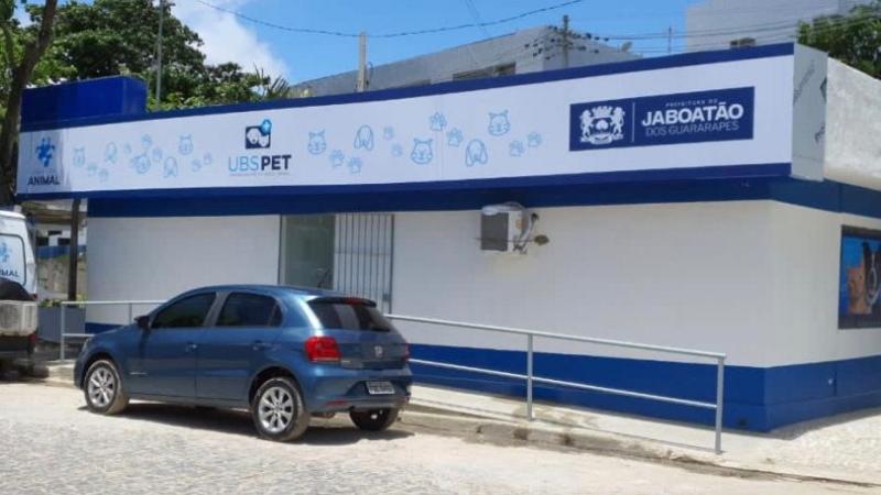 UBS PETrealiza consultas clínicas e dermatológicas, vacinação antirrábica, atendimentosambulatoriale recebe denúnciasobre maus tratos de animais
