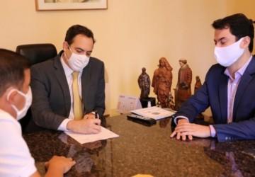 Liderança: Clodoaldo Magalhães leva prefeitos da Mata Sul à reuniões com o Governador