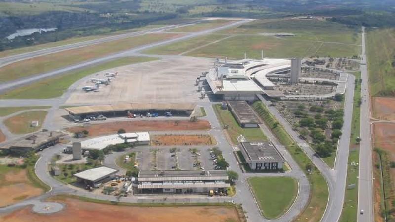 Equipe técnica deu início a uma avaliação dos aspectos técnicos e operacionais do terminal, com o objetivo de reestruturar o espaço e viabilizar a realização de voos comerciais