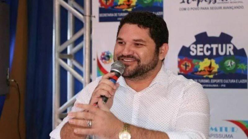 O afastamento é por determinação do Tribunal de Justiça de Pernambuco (TJPE).