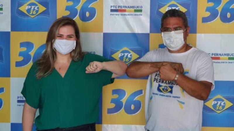 Além do PTC, a pré-candidata do PT à prefeitura do Recife já recebeu os apoios do PMB e do PSOL, que fez a indicação do vice na chapa