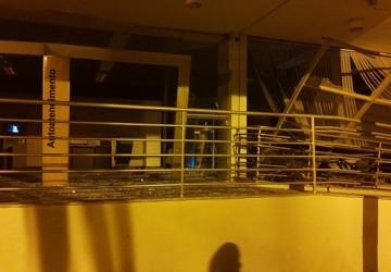 Bandidos explodem caixas eletrônicos do Banco do Brasil, no município de Afrânio