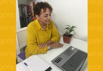 Restabelecida da Covid-19, Laura Gomes retoma as atividades legislativas