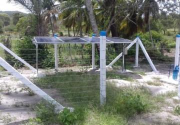 Sebastião Oliveira viabiliza a instalação de poços artesianos no Sertão