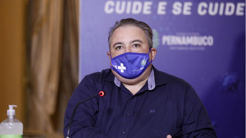 Anúncio foi feito pelo secretário de Saúde, André Longo, ao informar que a região teve um impacto importante na solicitação de vagas de UTI na semana passada