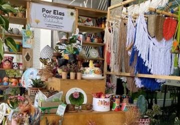 Mulheres se unem para ação colaborativade produtos artesanais