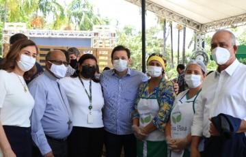 Suape lança projeto de inclusão produtiva para beneficiar 300 famílias com capacitação da Cáritas