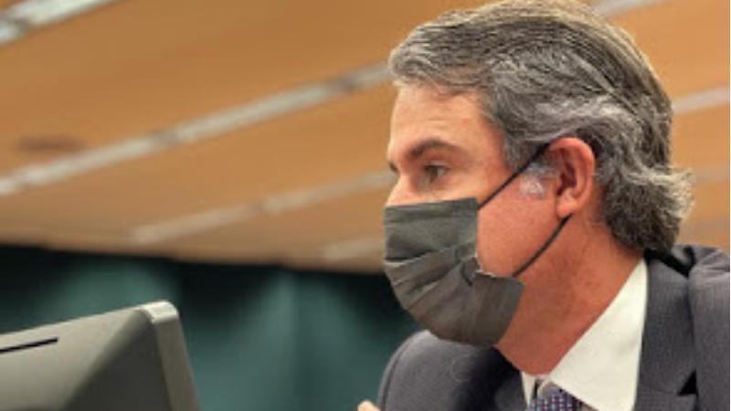 O deputado federal do PP de Pernambuco assumiu, nessa quarta-feira (09), a presidência da Comissão Especial que analisará a PEC 32/20, da Reforma Administrativa.