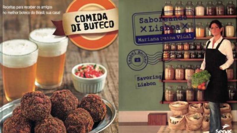 A Disal separou alguns títulos para quem adora passar bons momentos na cozinha e descobrir receitas de diferentes países