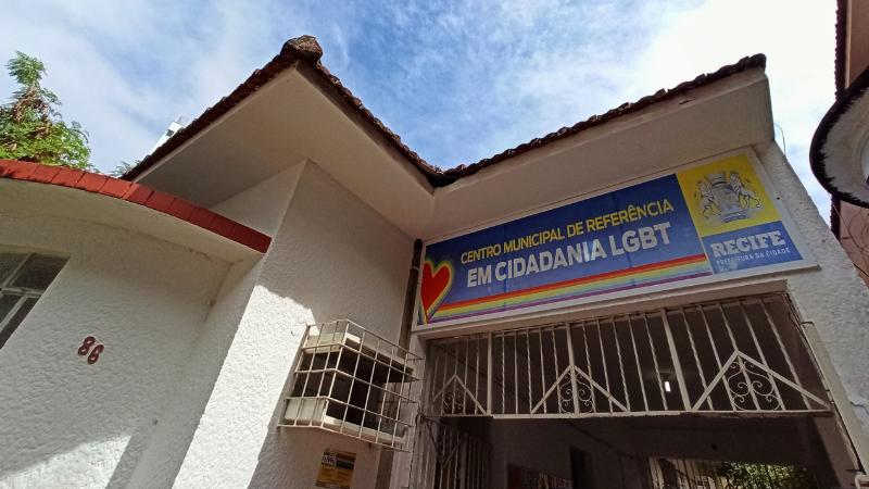A Estação da Diversidade é uma unidade móvel que pretende reforçar os serviços oferecidos pelo Centro de Referência em Cidadania LGBTI+ do Recife